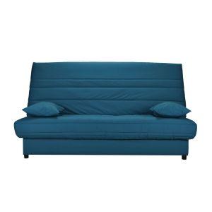 Housse couette spécial rénovation pour banquette e Bleu Canard Taille 120x190 cm;130x190 cm;140x190 cm