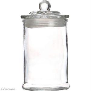 Graine Créative Bonbonnière en verre - 10 x 18 cm
