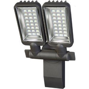 Brennenstuhl Projecteur LED Duo Premium City SV5405 IP44 54X0,5W 2160lm Catégorie rendement énergétique A