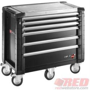 Facom JET.6GM5 - Servante d'atelier mobile JET+ 6 tiroirs