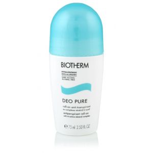 Biotherm Deo Pure - Roll-on anti-transpirant
