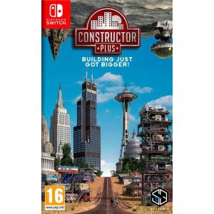 Koch Media Constructor Plus pour Nintendo Switch
