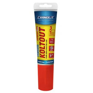Colle cyanolit koltout ls blanc tube 125 ml