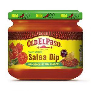Old el paso Sauce Dip Salsa Douce 500 g - Lot de 3