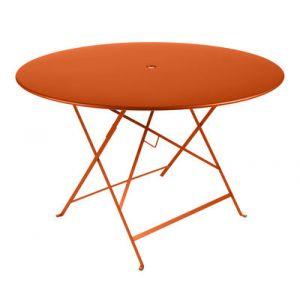 Fermob Bistro - Table de jardin ronde pliante Ø77 cm - Comparer avec  Touslesprix.com