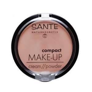Sante Naturkosmetik Compact Make-up Cream//Powder