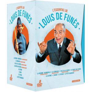 Coffret - L'Essentiel de Louis de Funès ( 8 DVD)