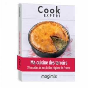Magimix Livre Ma cuisine des terroirs
