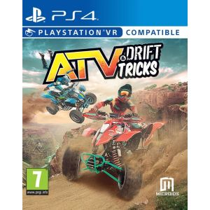 ATV Drift and Tricks sur PS4