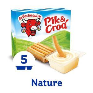 La vache qui rit Gressins et fromage fondu - La boîte de 5 portions de 35g