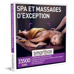 Smartbox Coffret cadeau Spa et massages d'exception