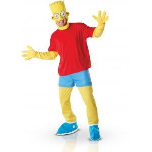 Rubie's Déguisement Bart Simpson homme (taille XL)