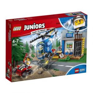 Lego 10751 - Juniors : La course-poursuite à la montagne