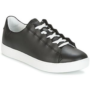 Emporio Armani Baskets basses MARIMAD Noir - Taille 36,37,38,39,40,41
