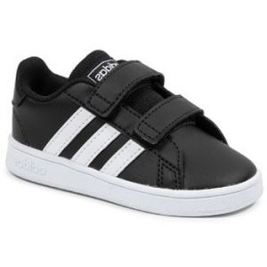 Adidas Chaussures enfant Grand Court I Noir - Taille 25