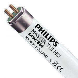 Philips Tube fluorescent Master TL5 HO - 54 W - Lot de 20 -