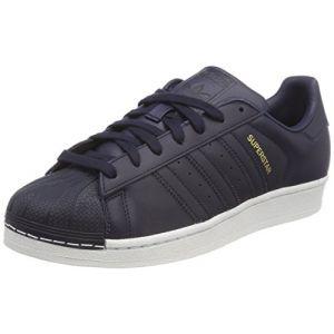Adidas Superstar Homme, Bleu (Tinley/Gritre / Cartra 000), 46 EU