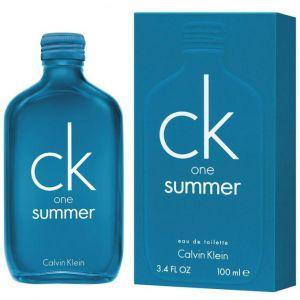 Calvin Klein CK One Summer - Eau de toilette pour homme (Edition 2018)