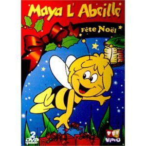 Maya l'Abeille fête Noël : Maya découvre le monde / Les papillons - Coffret 2 DVD
