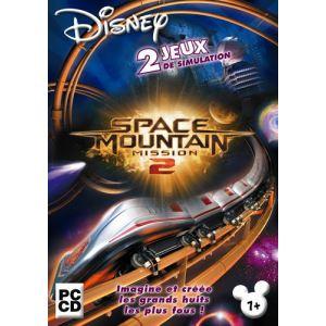 Coffret Disney Space Mountain 2 : Roller Coaster Simulator + Ultimate Ride [PC]
