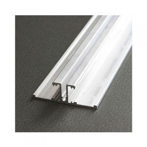 Vision-El Profilé aluminium anodisé LED ARRIERE 1000 mm pour bandeau LED -