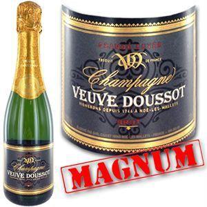 Veuve Doussot Champagne brut grande cuvée (Magnum)