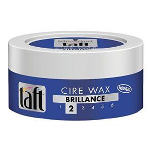 Schwarzkopf Taft - Cire Coiffante - Cire Wax Brillance 75 ml