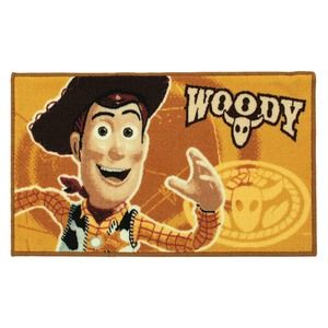 Tapis Disney Woody Toy Story (80 x 50 cm)