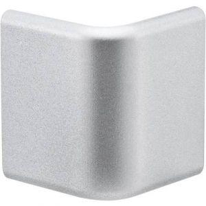 Paulmann Pièce d'angle à fixer Duo Profil gris