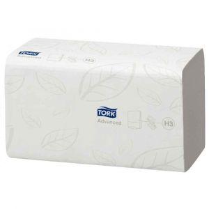 Tork Essuie-mains délitable 2 plis - Carton de 15 paquets de 250