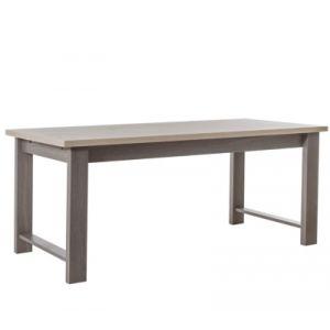 GAMI Table rectangulaire toscane chêne