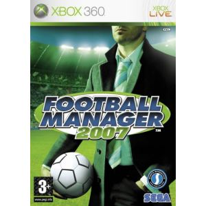Football Manager 2007 [XBOX360]