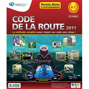 code de la route moto 2011 permis moto windows mac os comparer avec. Black Bedroom Furniture Sets. Home Design Ideas