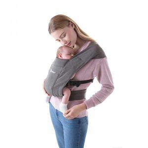 Ergobaby Porte-bébé physiologique embrace gris