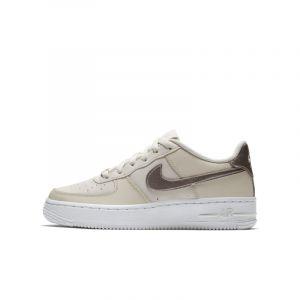 Nike Chaussure Air Force 1'06 Enfant plus âgé - Crème - Taille 38