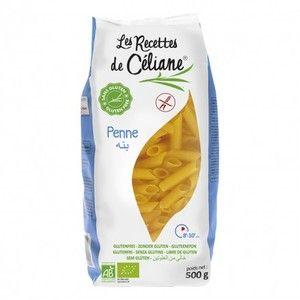 Les Recettes de Céliane Penne riz bio et sans gluten - 500 g