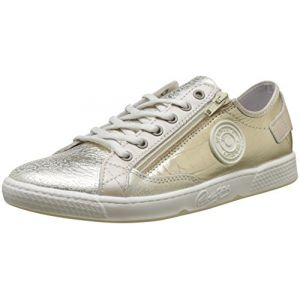 Pataugas Jester/M F2D, Baskets Basses Femme, Or (Or), 39 EU