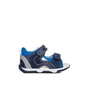 Geox B Sandal Tapuz Boy B920XB - Sandales et nu-pieds Enfant, Bleu