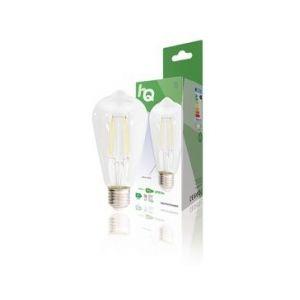 HQ-Power AMPOULE LED RETRO FILAMENT E27 ST64 4.4 W 470 LM 2700 K HQ - HQ POWER