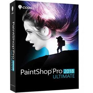 PaintShop Pro Ultimate 2018 [Windows]