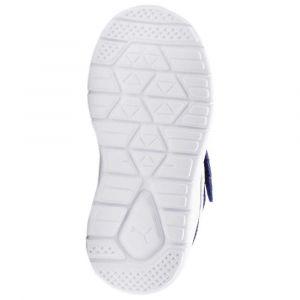 Puma Chaussures enfant 190684 FLEX ESSENTIAL bleu - Taille 20,21,22,23,24,25,26,27
