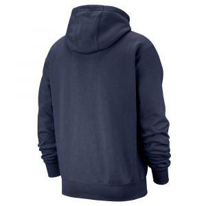 Nike Sweatà capuche Sportswear Club Fleece - Bleu - Taille L - Male