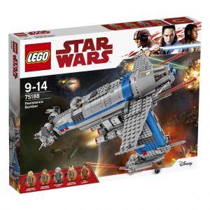 Lego 75188 - Star Wars : Resistance Bomber