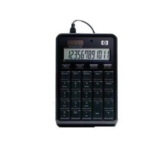 HP CalcPad 200 (NW227AA) - Pavé numérique filaire USB avec calculatrice intégrée