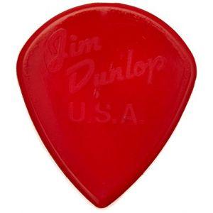 Dunlop Lot de 6 Médiators Jazz Rouge - ADU 47P3N