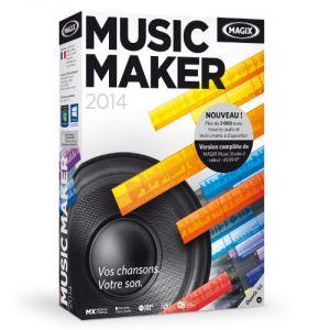 Image de Music Maker 2014 [Windows]