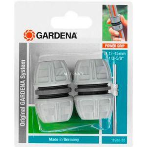"""Gardena 18280-20 - Set de réparation pour tuyau 13 mm (1/2"""""""")"""