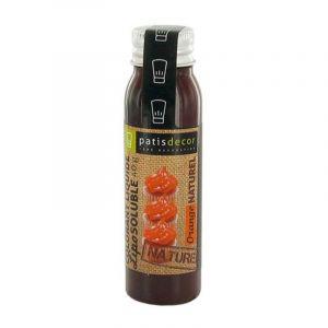 Patisdécor Colorant liposoluble naturel - orange - 40 g