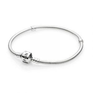 Pandora Bracelet Argent avec Fermoir Clip 17cm (590702HV-17) - Argent