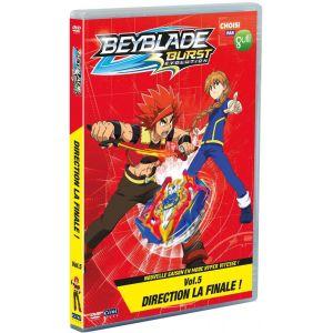 Beyblade Burst - Saison 2, Vol. 5 [DVD]